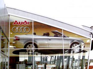 Impression numérique Audi - Sodifalux