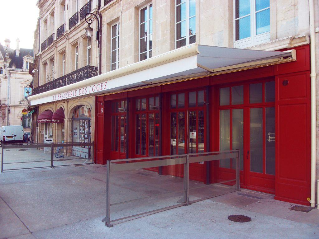 Store - Brasserie des loges Dijon - Sodifalux