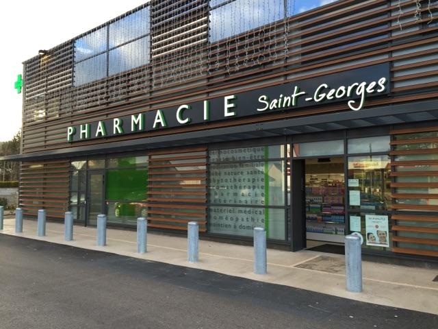 Enseignes de Pharmacie - Sodifalux
